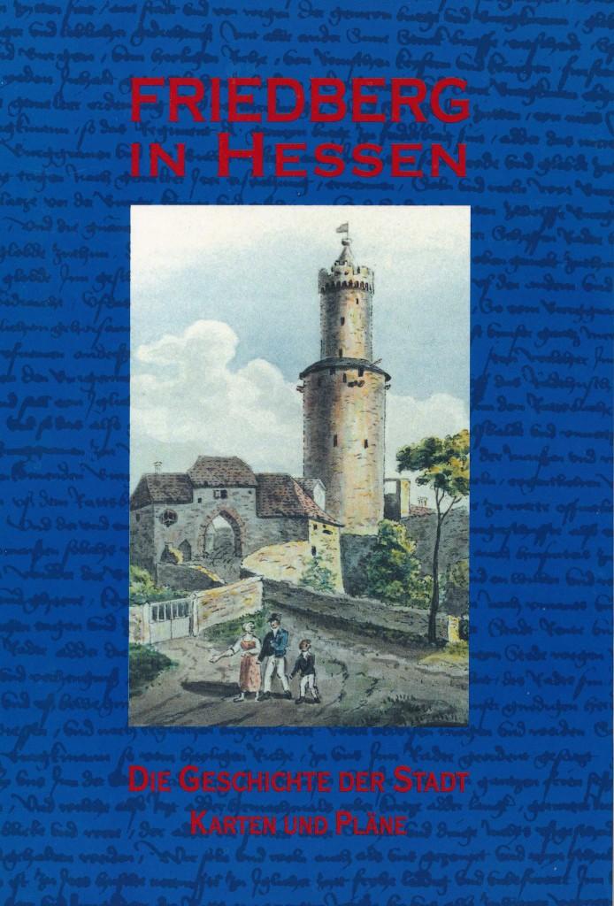 Titelblatt Stadtgeschichte Karten und Pläne
