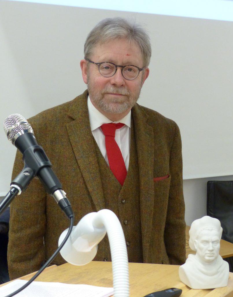 Dr Ulrich Becke